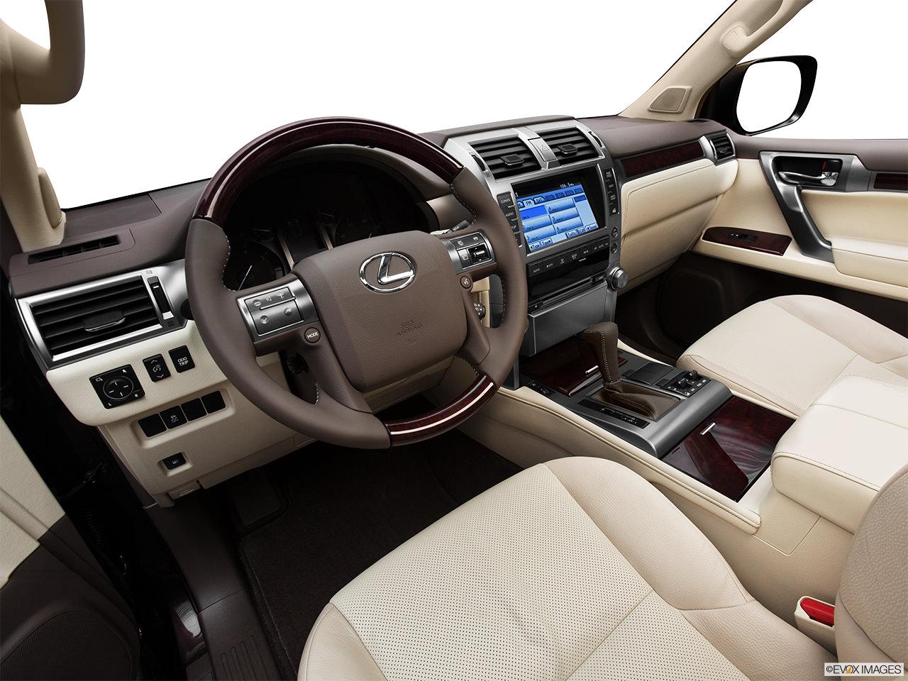 Lexus GX 460 2012 Interior