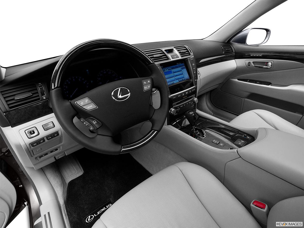 Lexus LS 2012 Interior