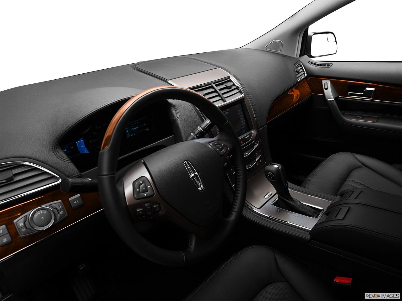 Lincoln MKX 2012 Interior