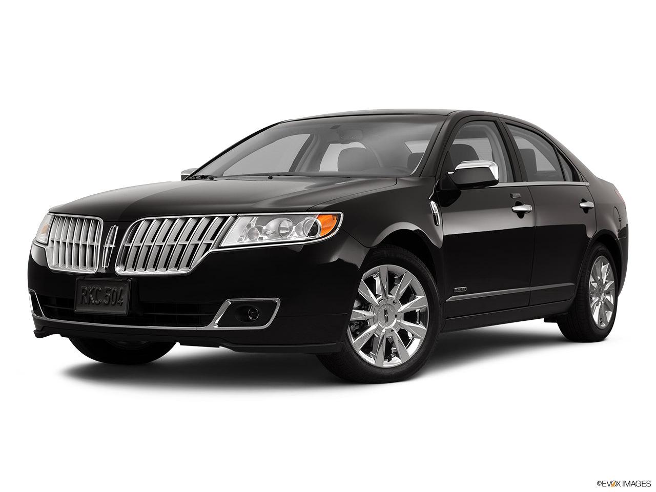 Lincoln MKZ Hybrid 2012