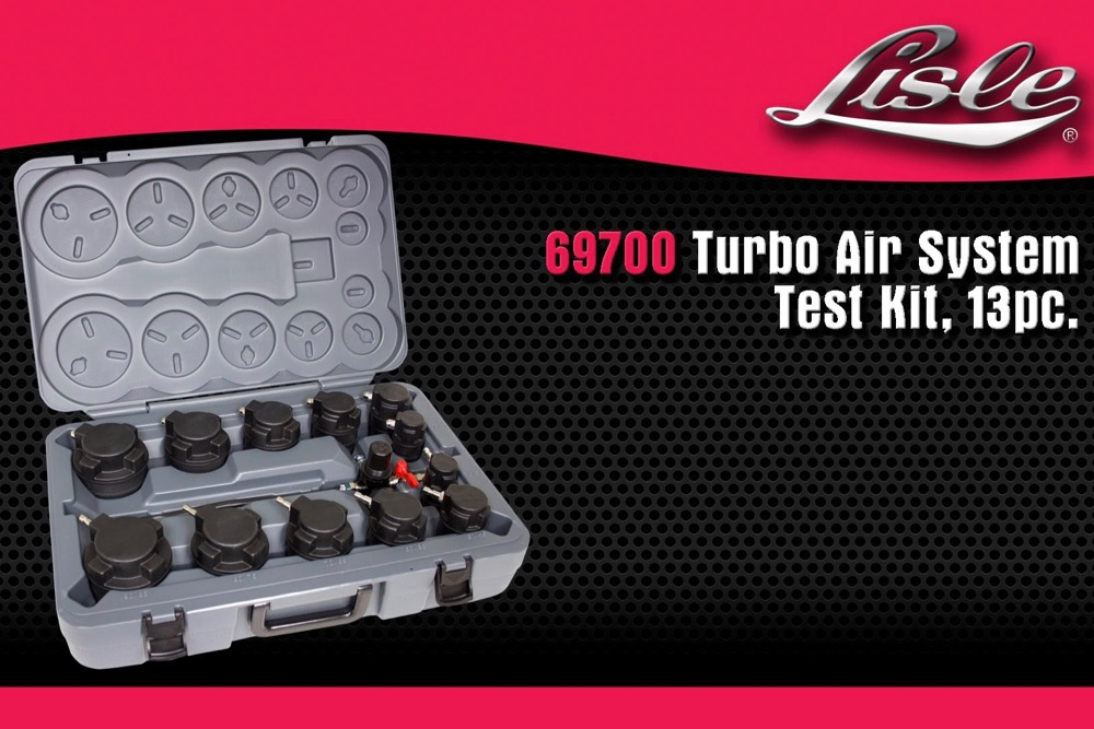 Lisle Turbo Test Kit
