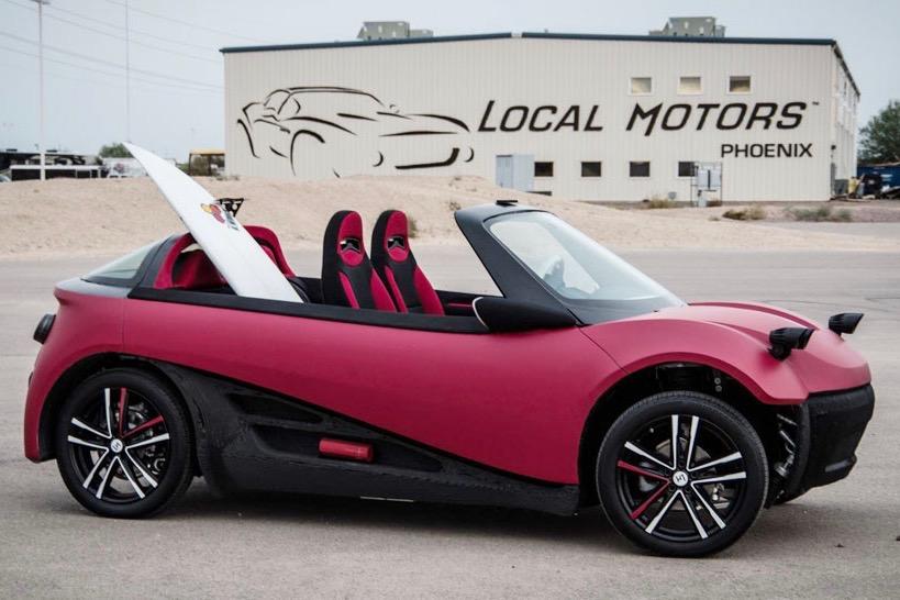 Local Motors LM3D