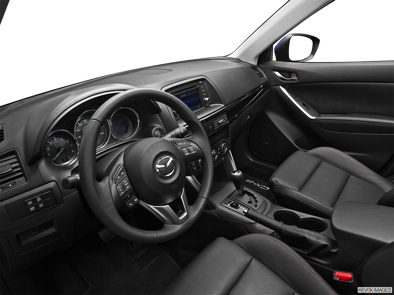 Mazda CX-5 2012 Interior