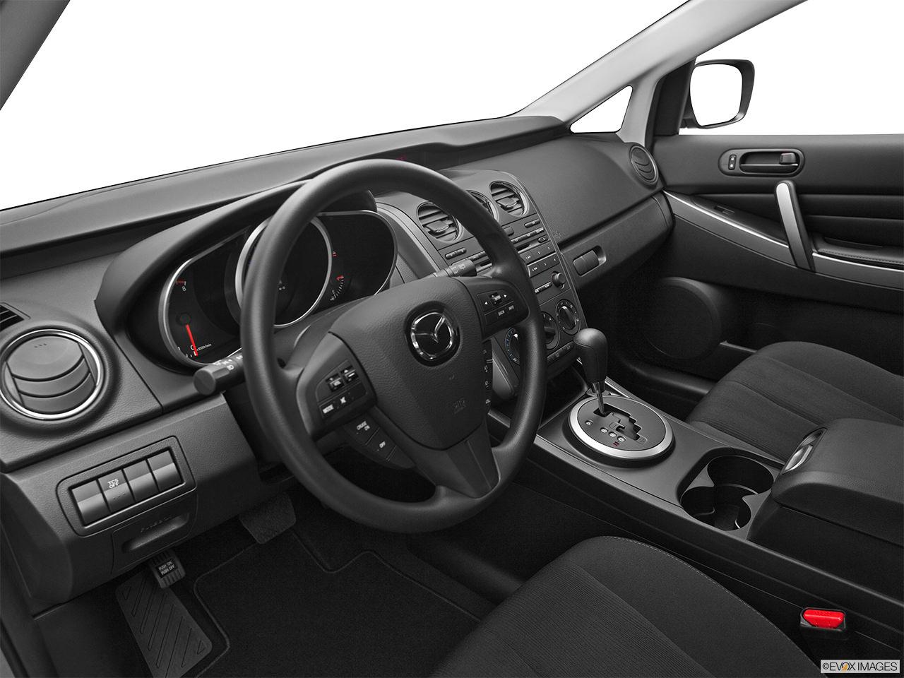 Mazda CX-7 2012 Interior