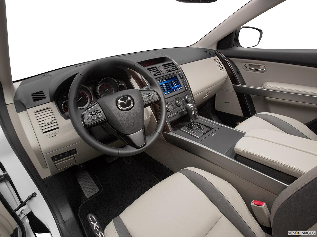 Mazda CX-9 2012 Interior