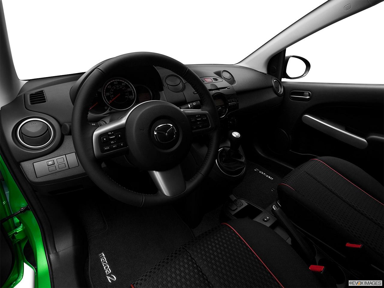 Mazda Mazda2 2012 Interior