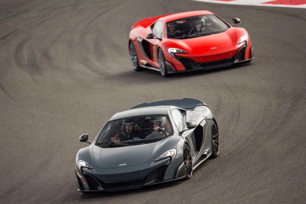 McLaren 675LT Duo