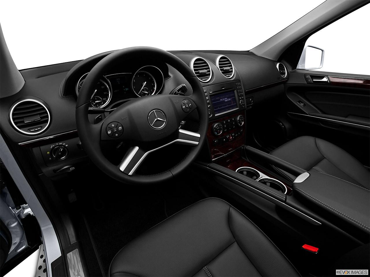 Mercedes Benz GL Class 2012 Interior
