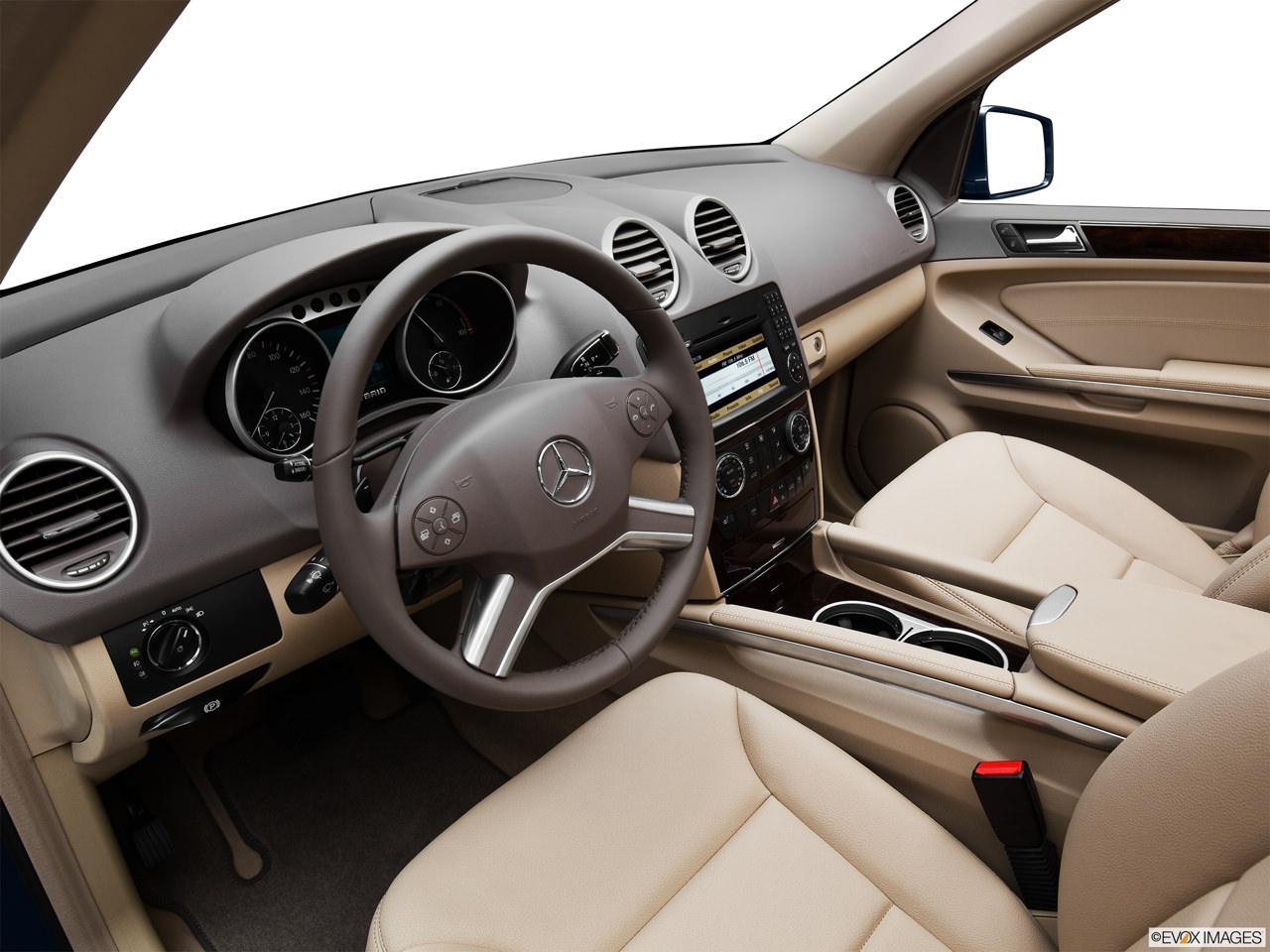 Mercedes Benz ML450 Hybrid 2012 Interior