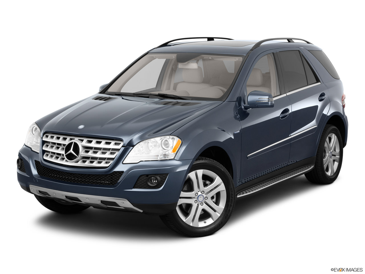Mercedes Benz ML450 Hybrid 2012