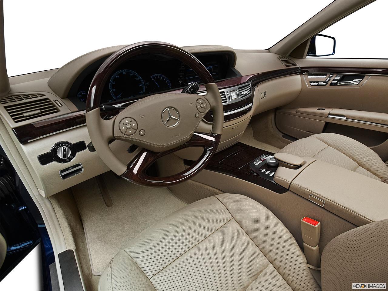 Mercedes Benz S-Class 2012 Interior