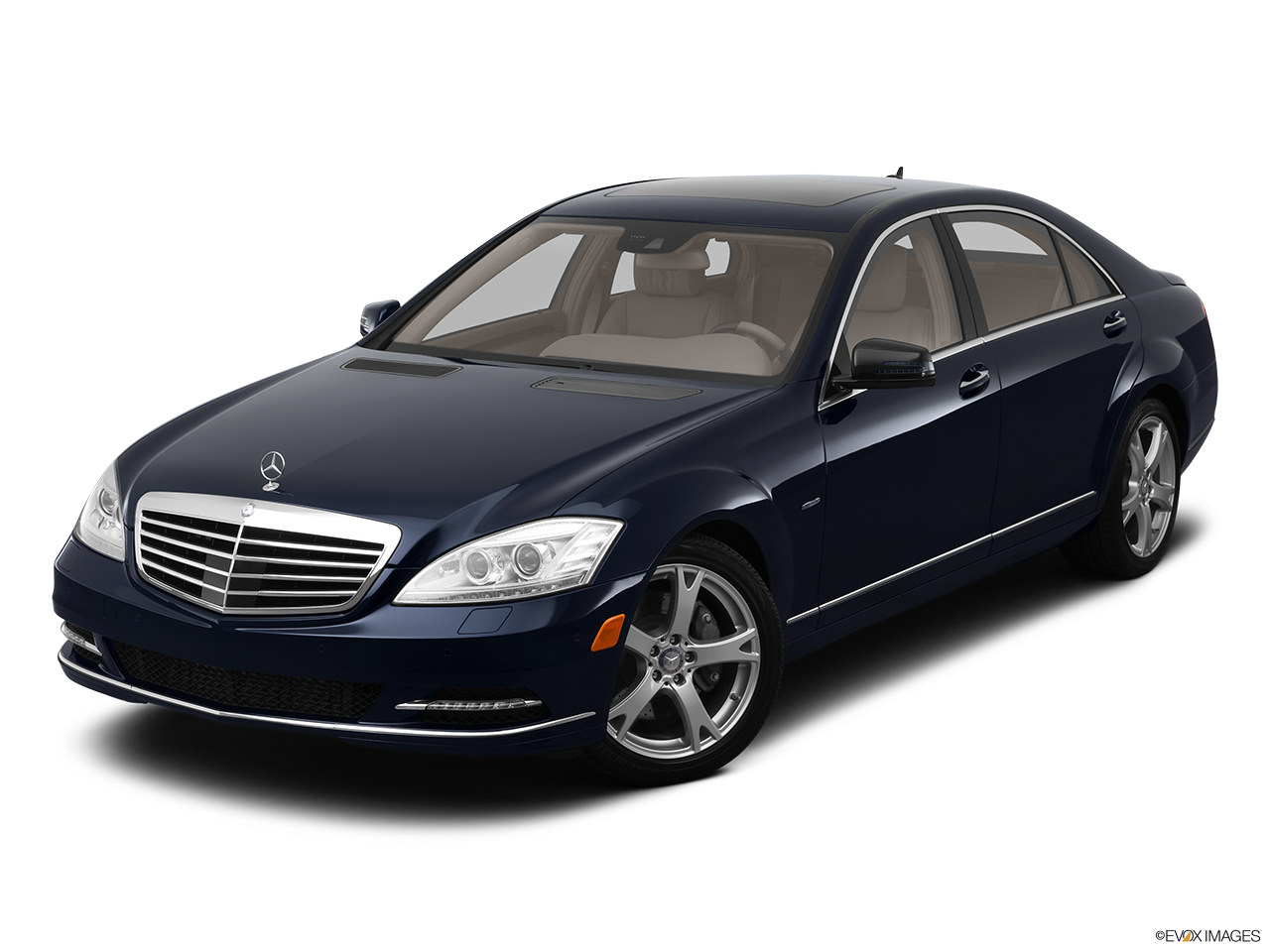 mercedes benze s350 bluetec 2012