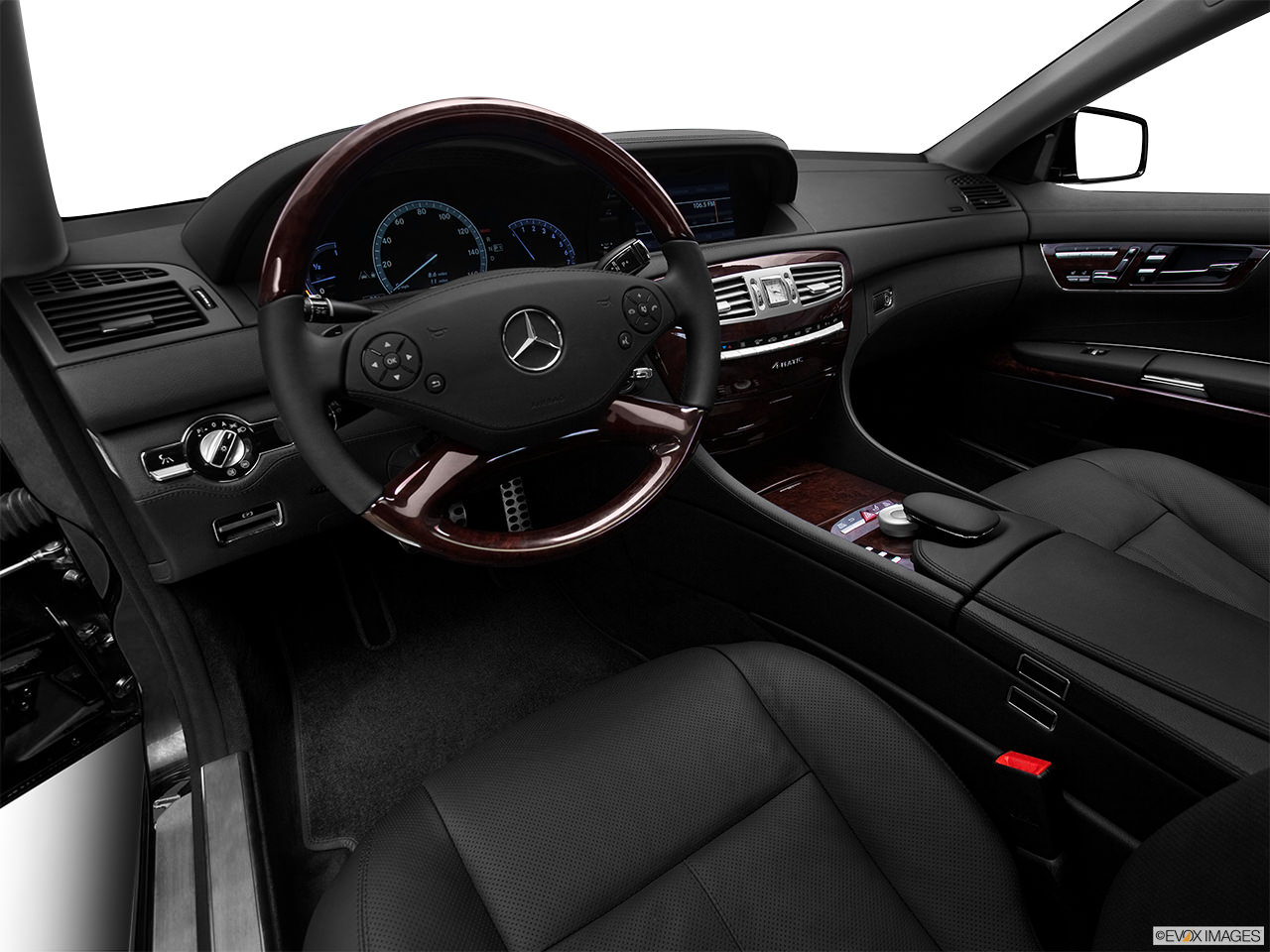 Mercedes benz CL 2012 interior