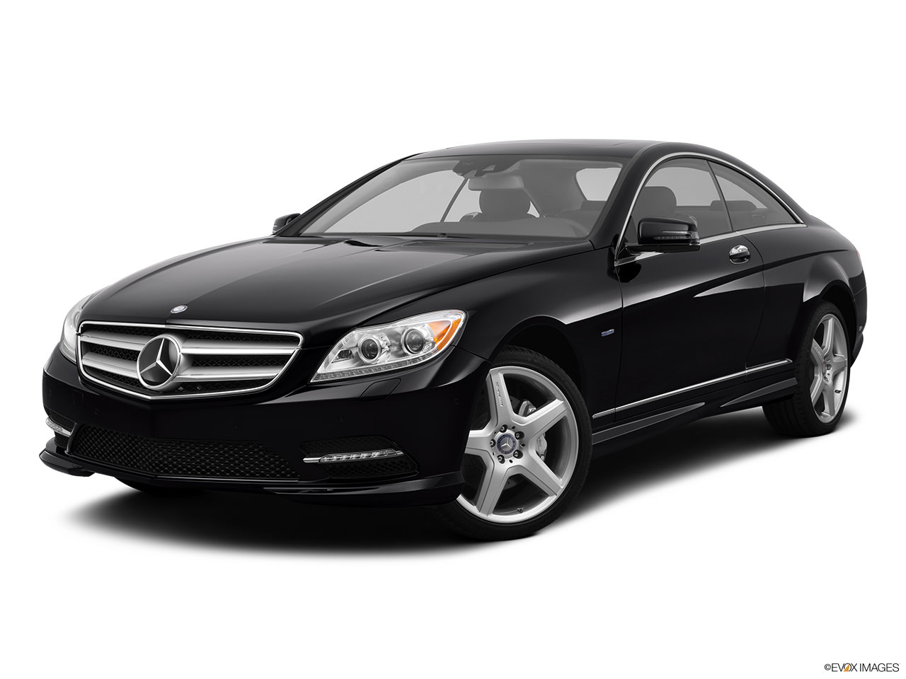 Mercedes Benz CL 2012