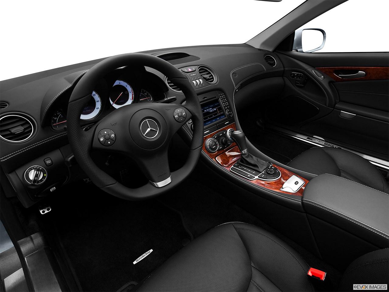 Mercedes Benz Sl Class 2012 Interior