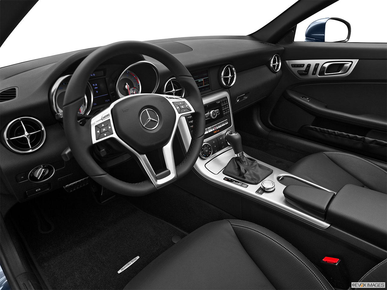 Mercedes-Benz SLK 2012 Interior