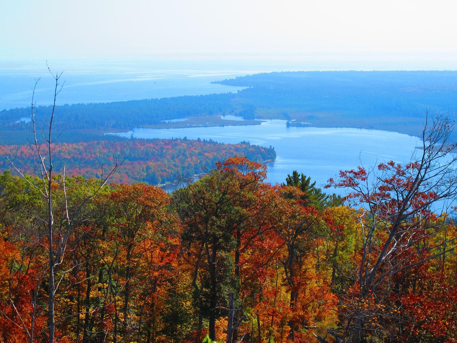 Copper Country Trail Michigan