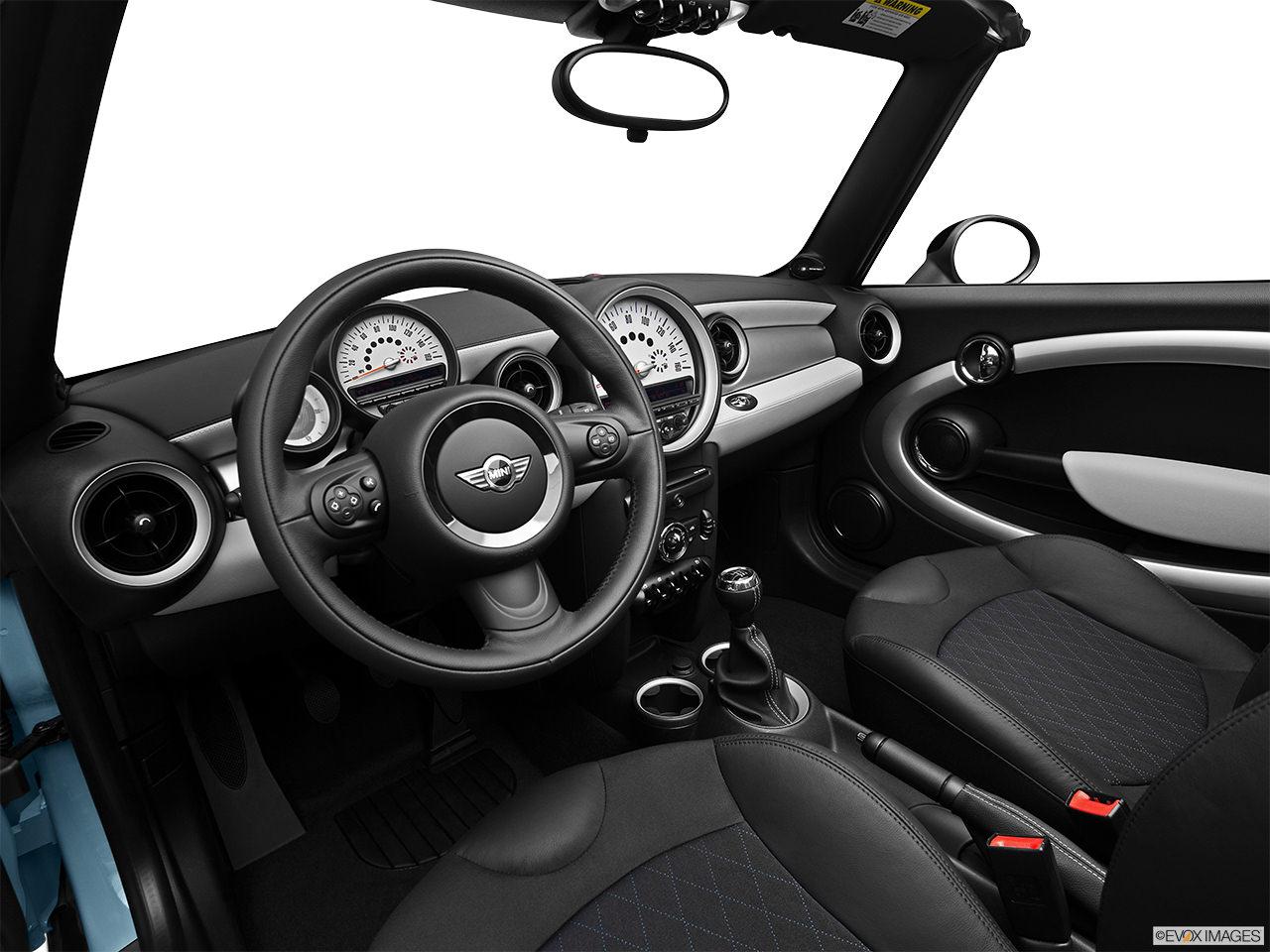 Mini Cooper Convertible 2012 Interior
