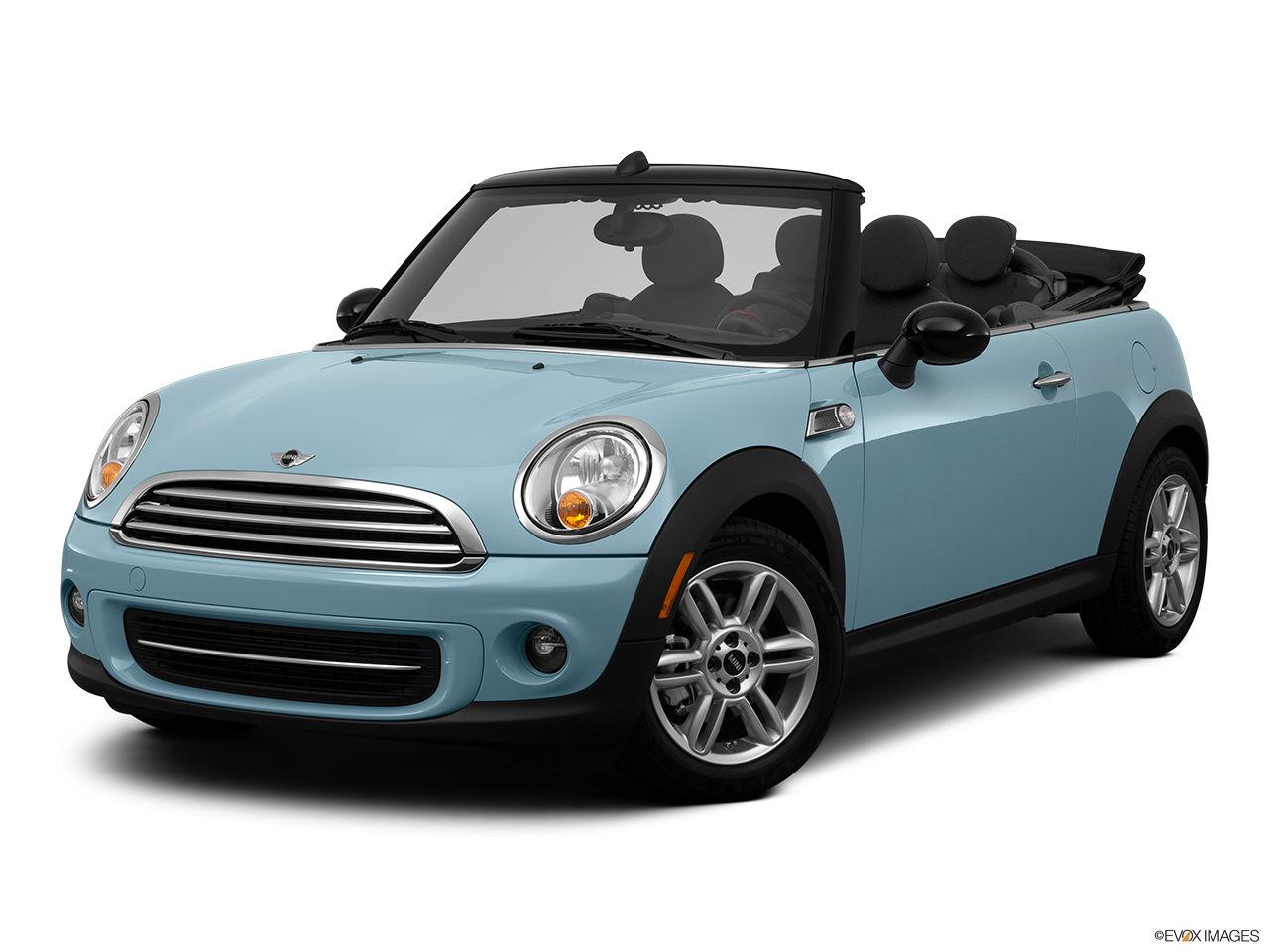 Mini Cooper Convertible 2012