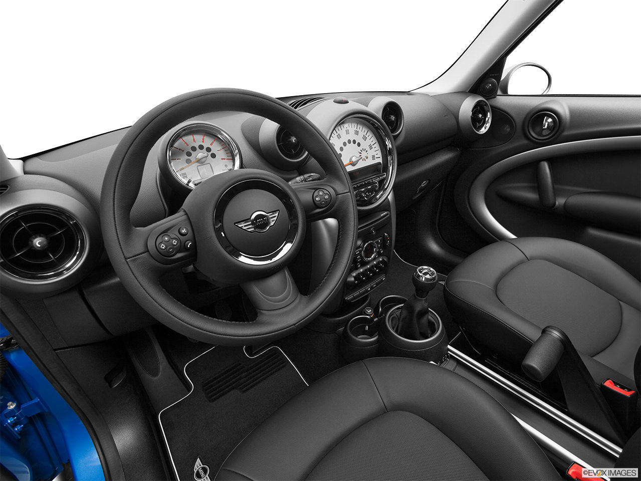 Mini Countryman 2012 Interior