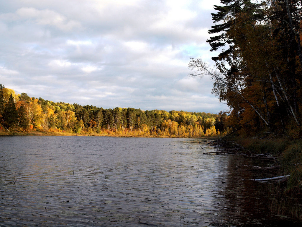Edge of the Wilderness National Scenic Byway Minnesota