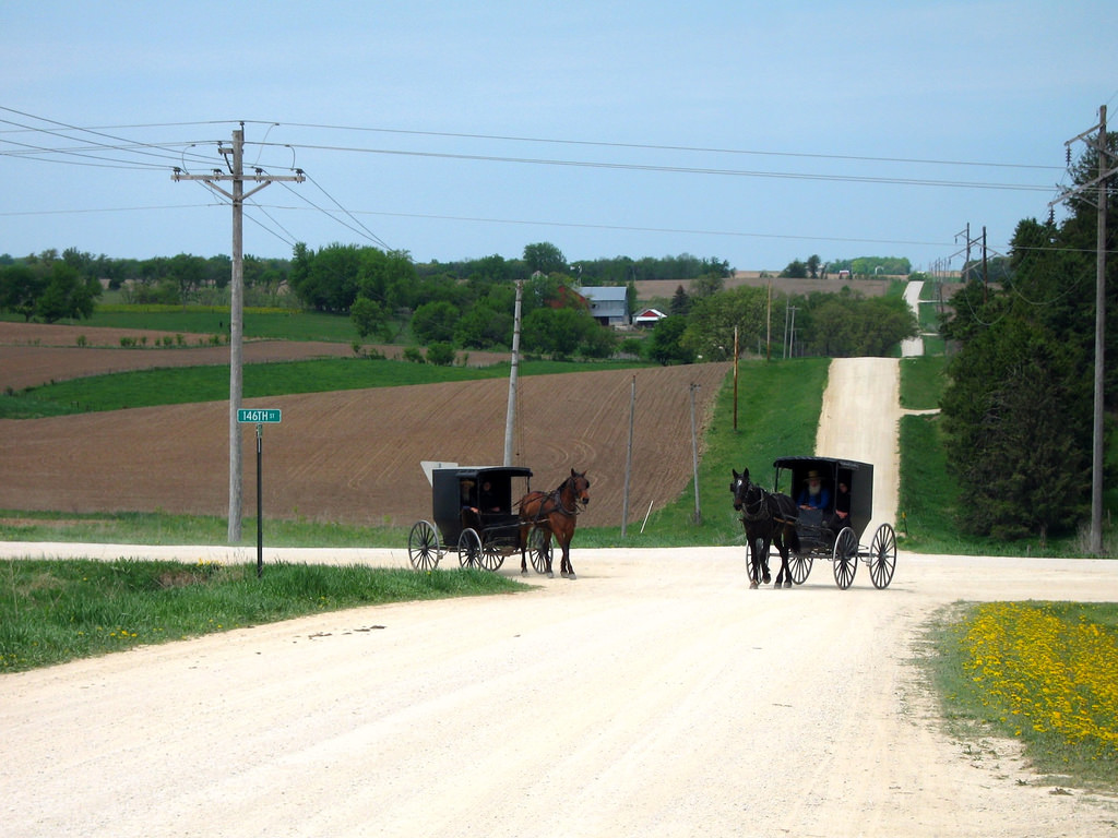 Tour of Amish Country Minnesota