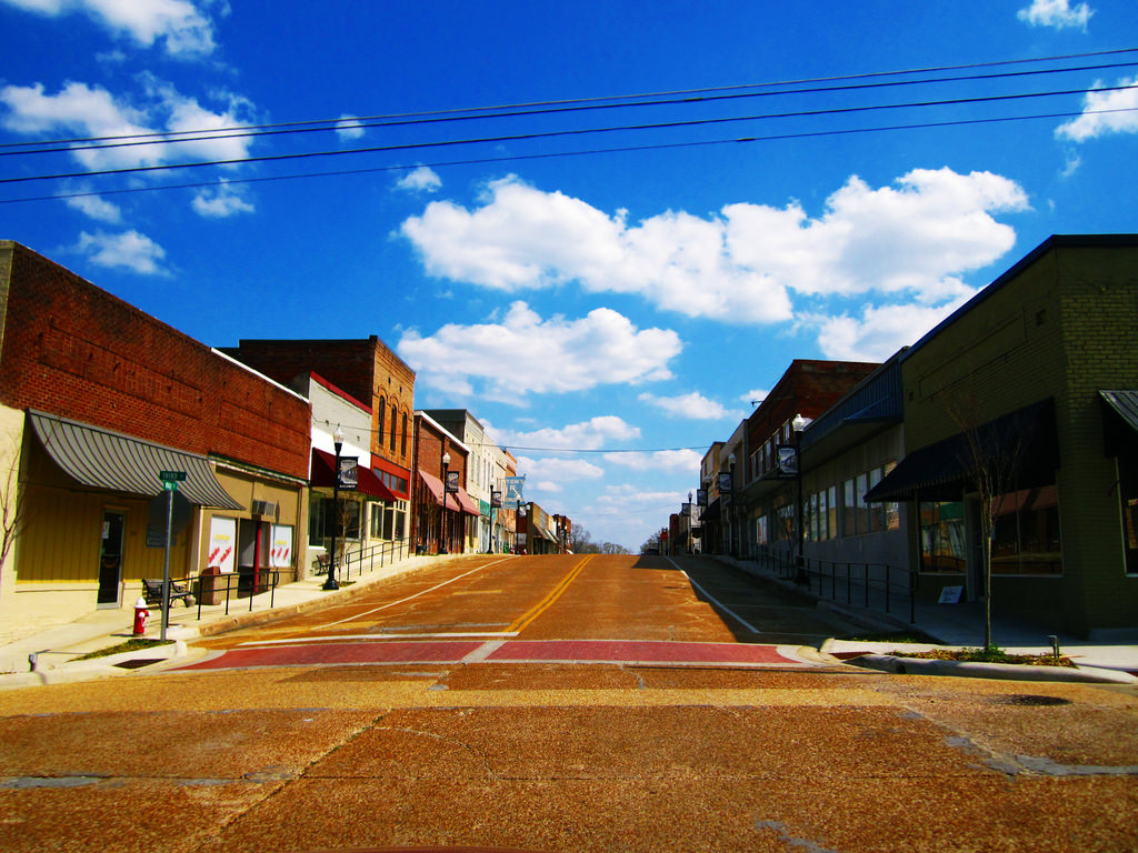 Chief Tishomingo Scenic Byway Mississippi