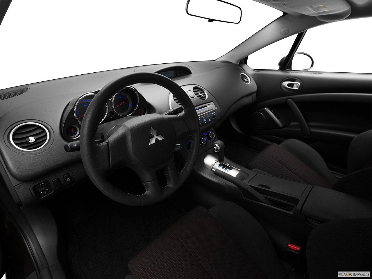 Mitsubishi Eclipse 2012 Interior