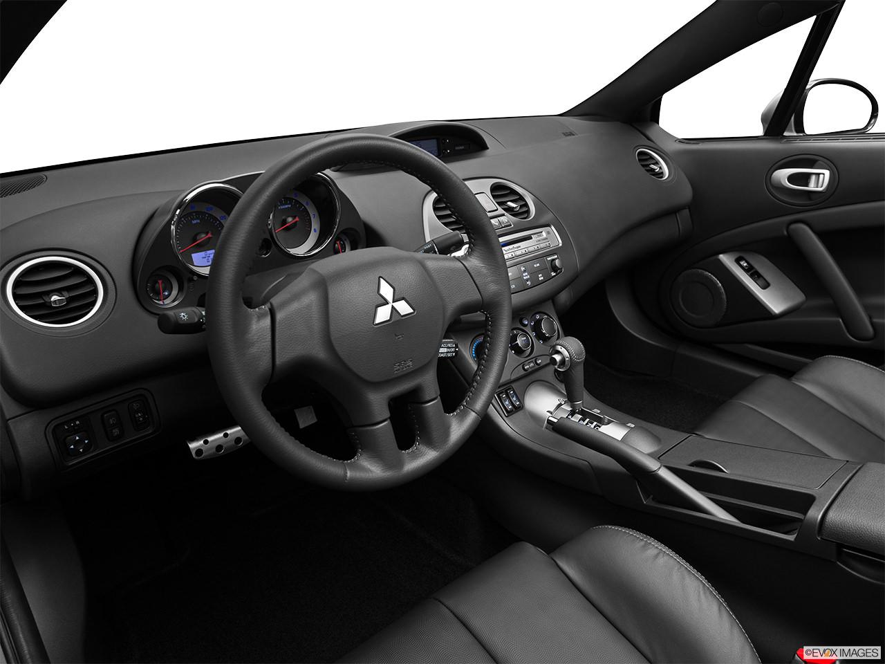 Mitsubishi Eclipse Spyder 2012 Interior