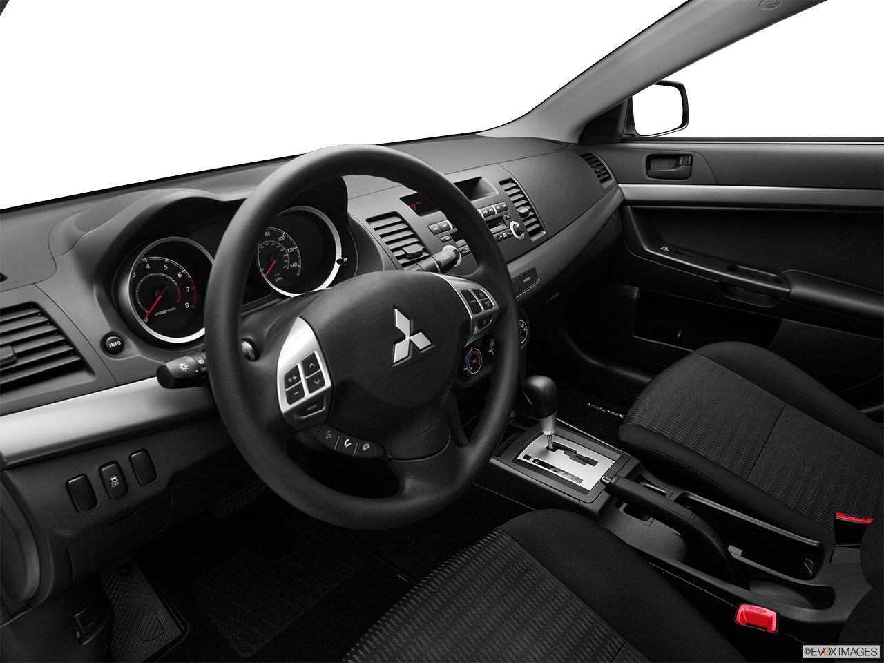 Mitsubishi Lancer 2012 Interior