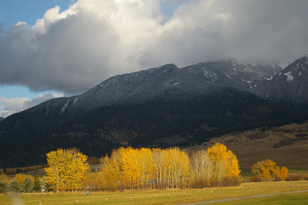 Paradise Valley Scenic Loop Montana