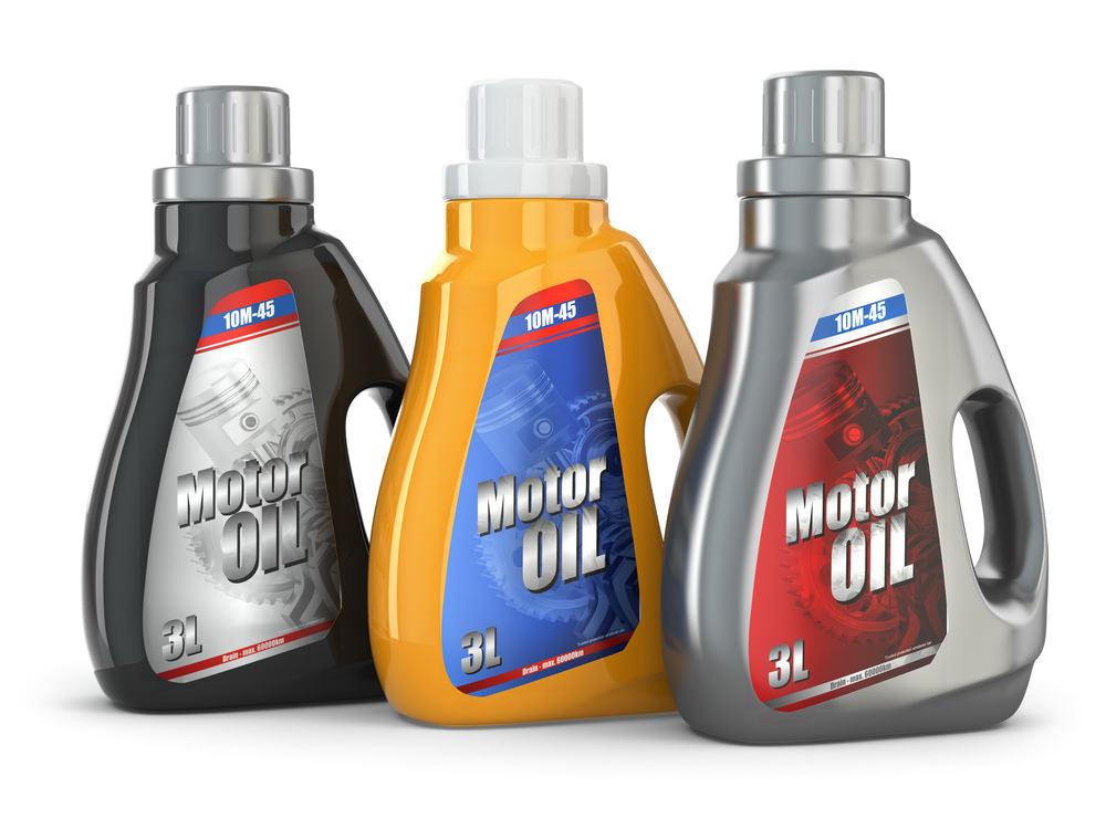 Motor Oil Types