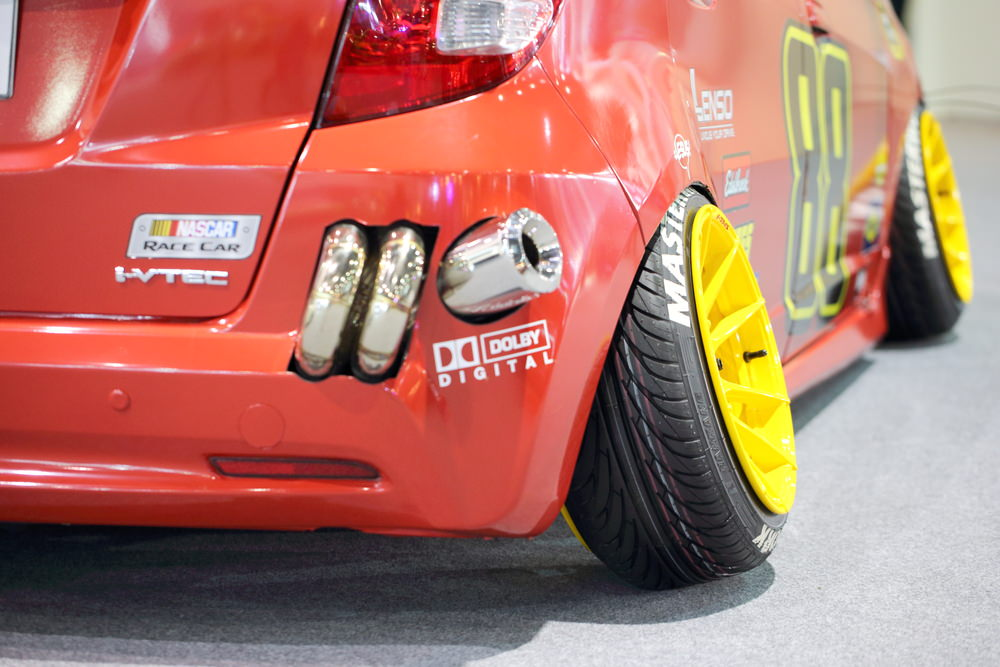 how to fix positive camber