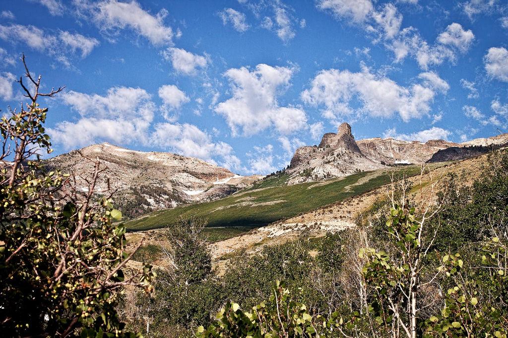 Angel Lake Scenic Drive Nevada