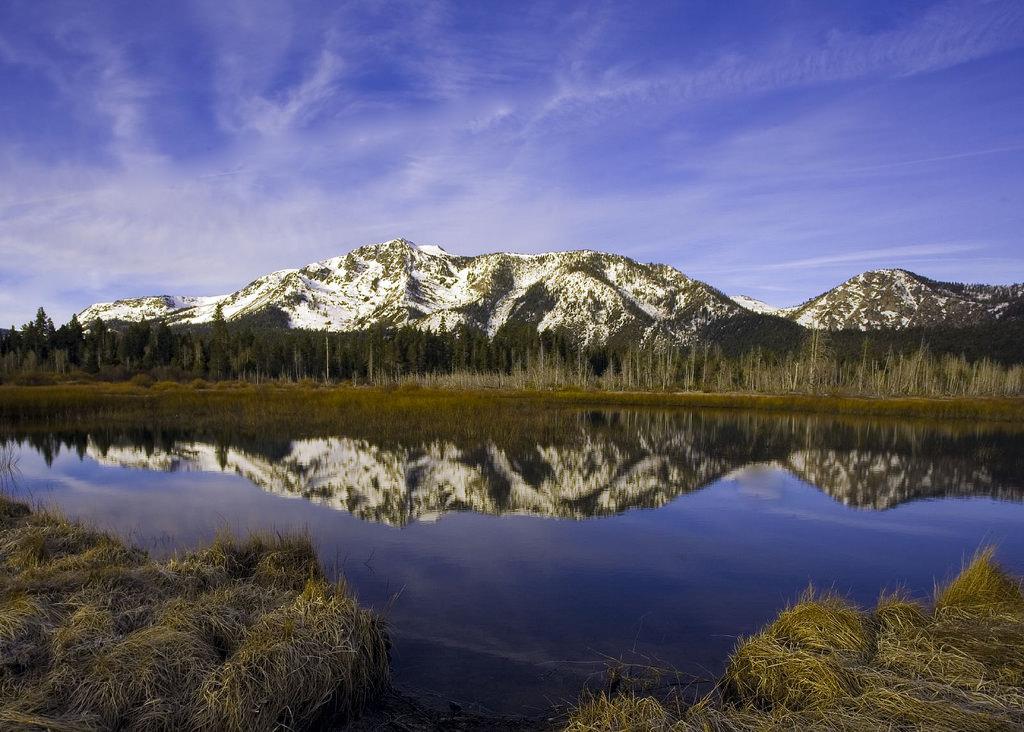 Mt. Rose Scenic Drive Nevada