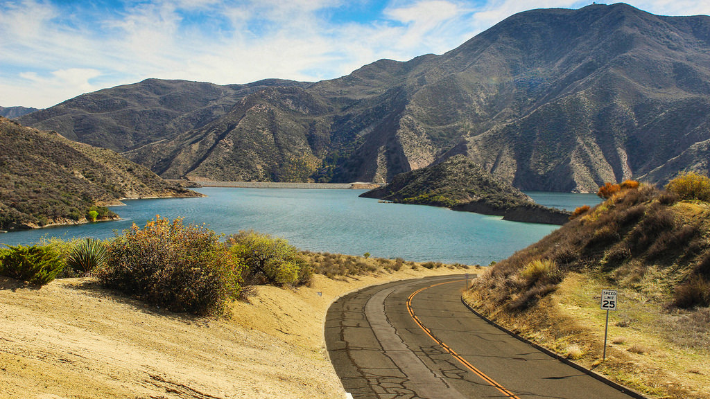 Pyramid Lake Scenic Byway Nevada