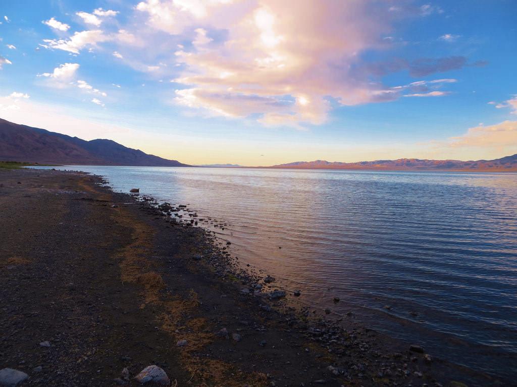 Walker River Scenic Drive Nevada