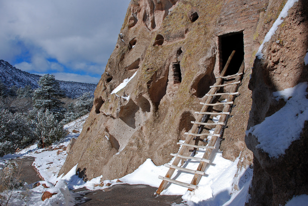 Jemez Mountain Trail New Mexico