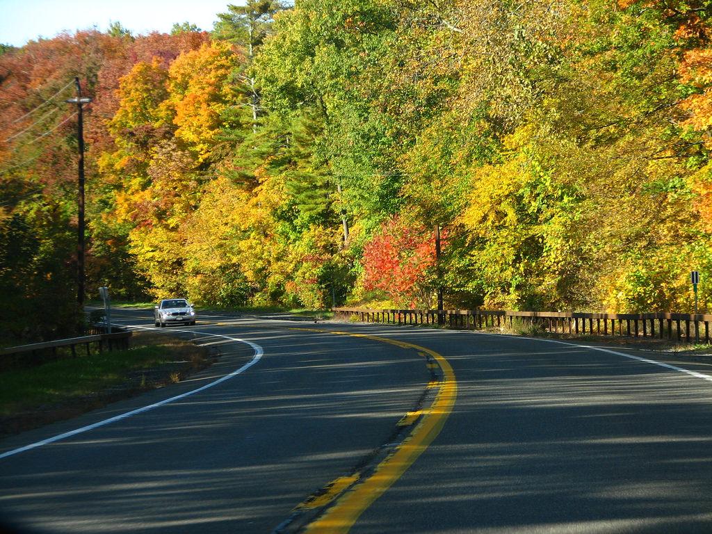Catskill Mountains New York