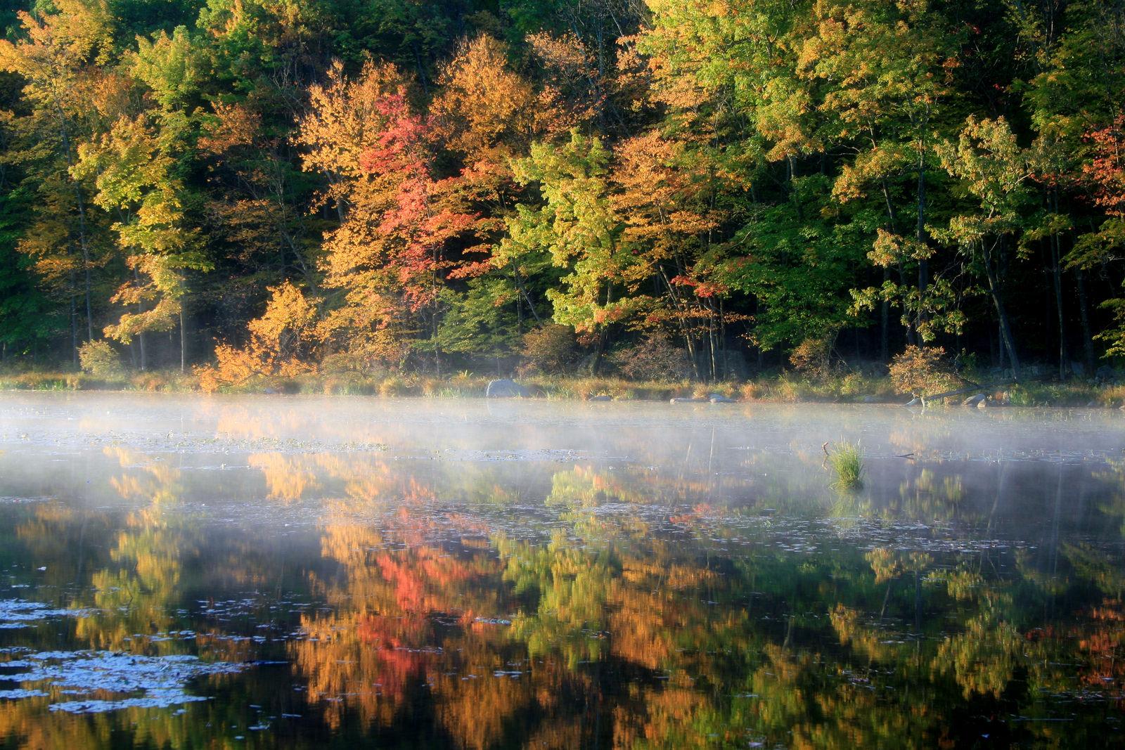 Harriman State Park Loop New York