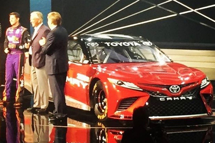 Next Generation Toyota Camry