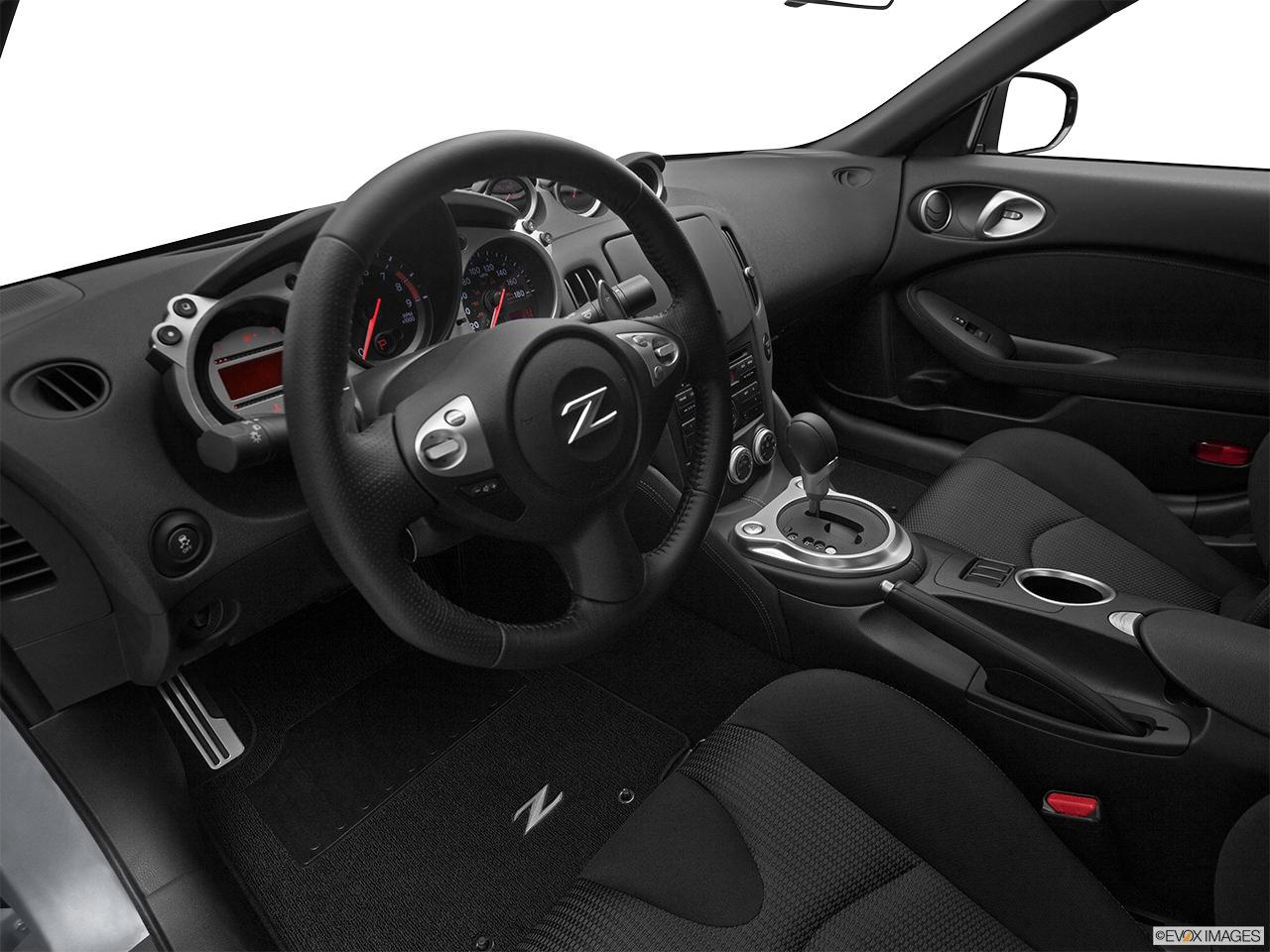 Nissan 370Z 2012 Interior