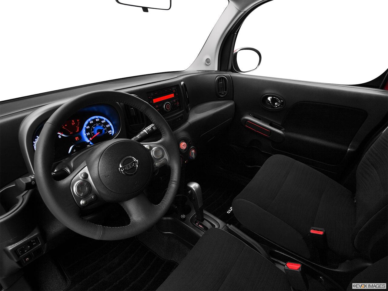 Nissan Cube 2012 Interior