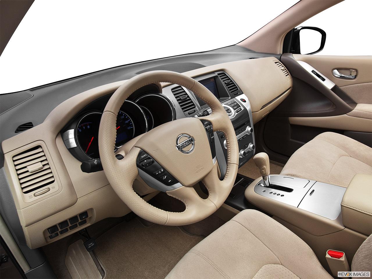 Nissan Murano 2012 Interior