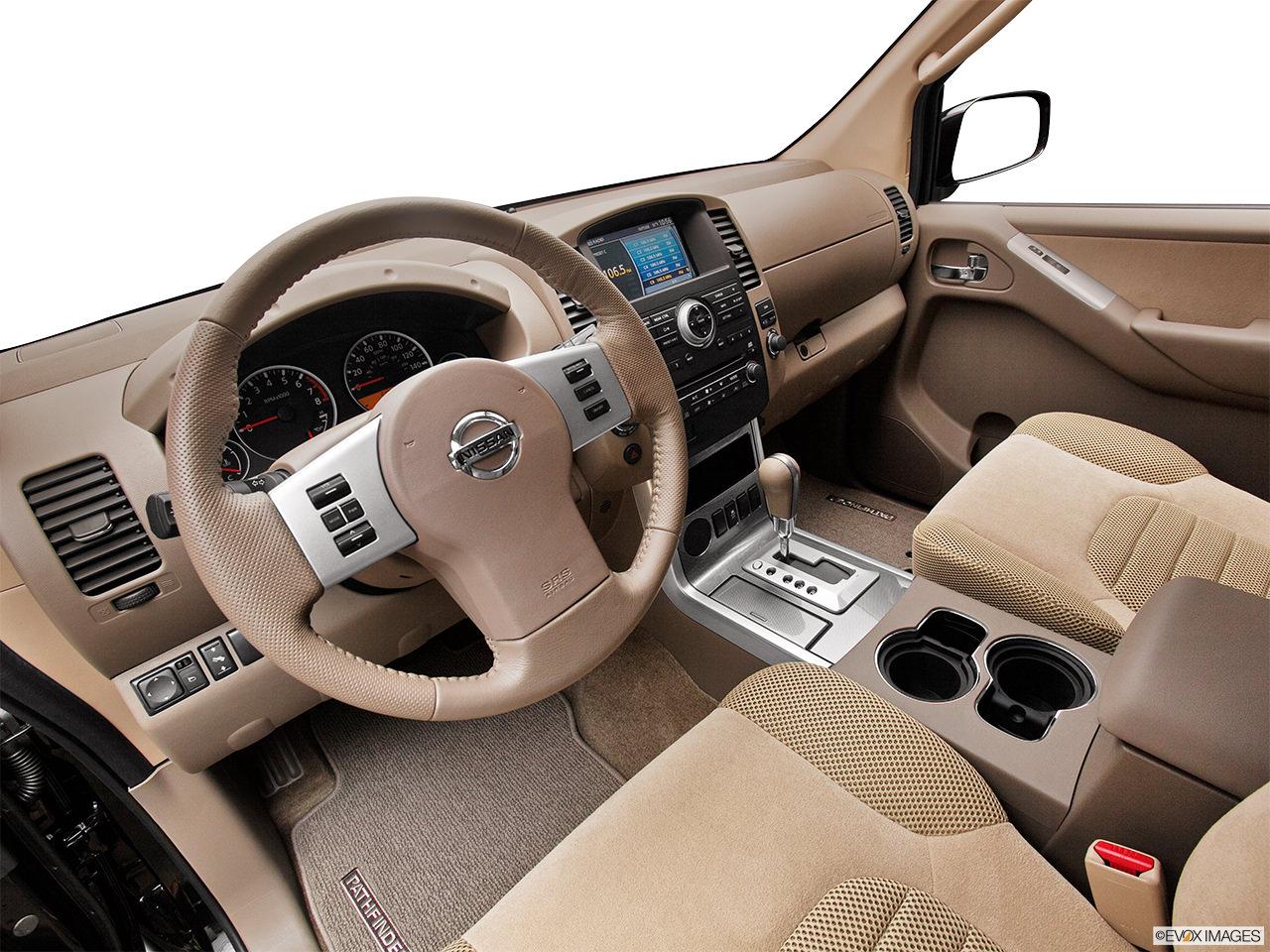 Nissan Pathfinder 2012 Interior