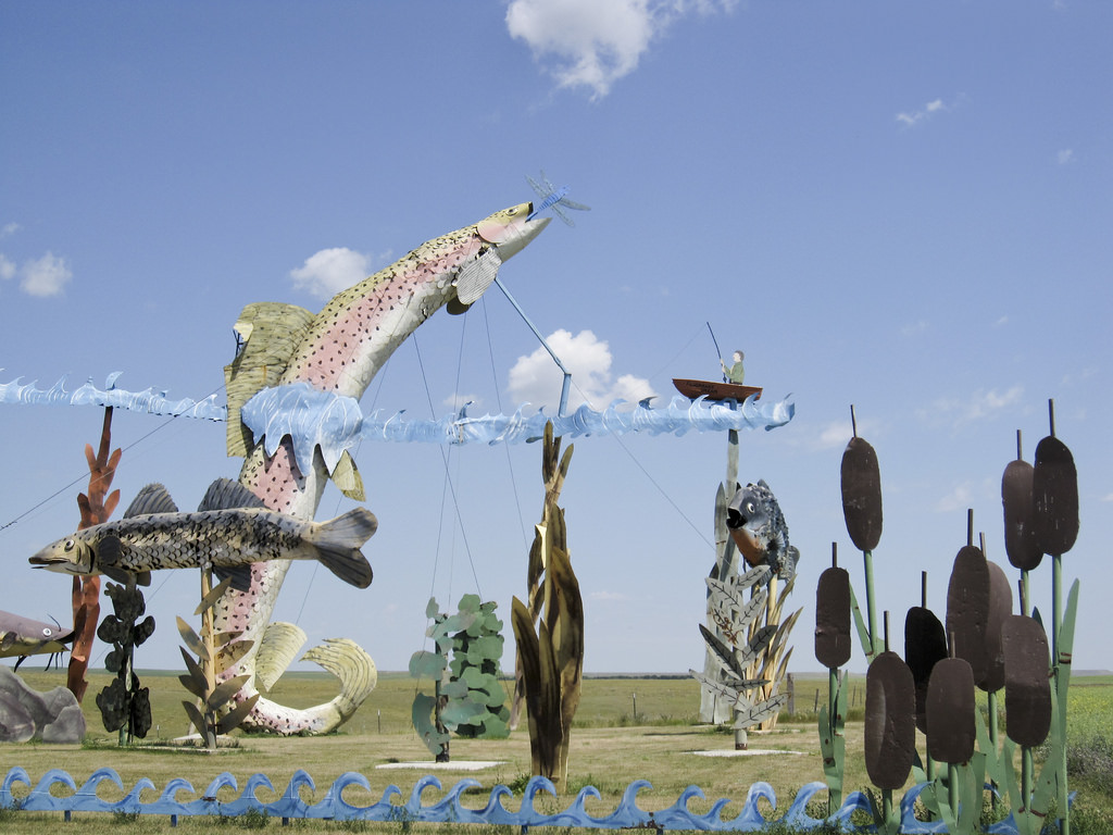 Enchanted Highway North Dakota