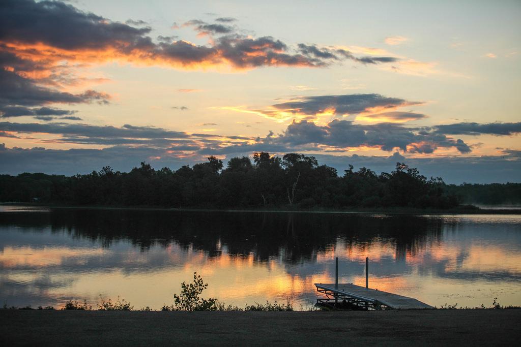 Lake Metigoshe State Park North Dakota