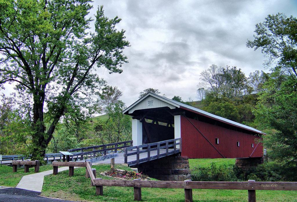 Covered Bridge Scenic Byway Ohio