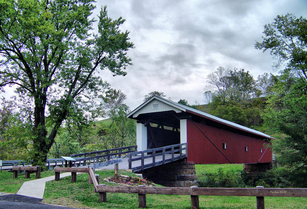Covered Bridge Scenic Byway Ohio