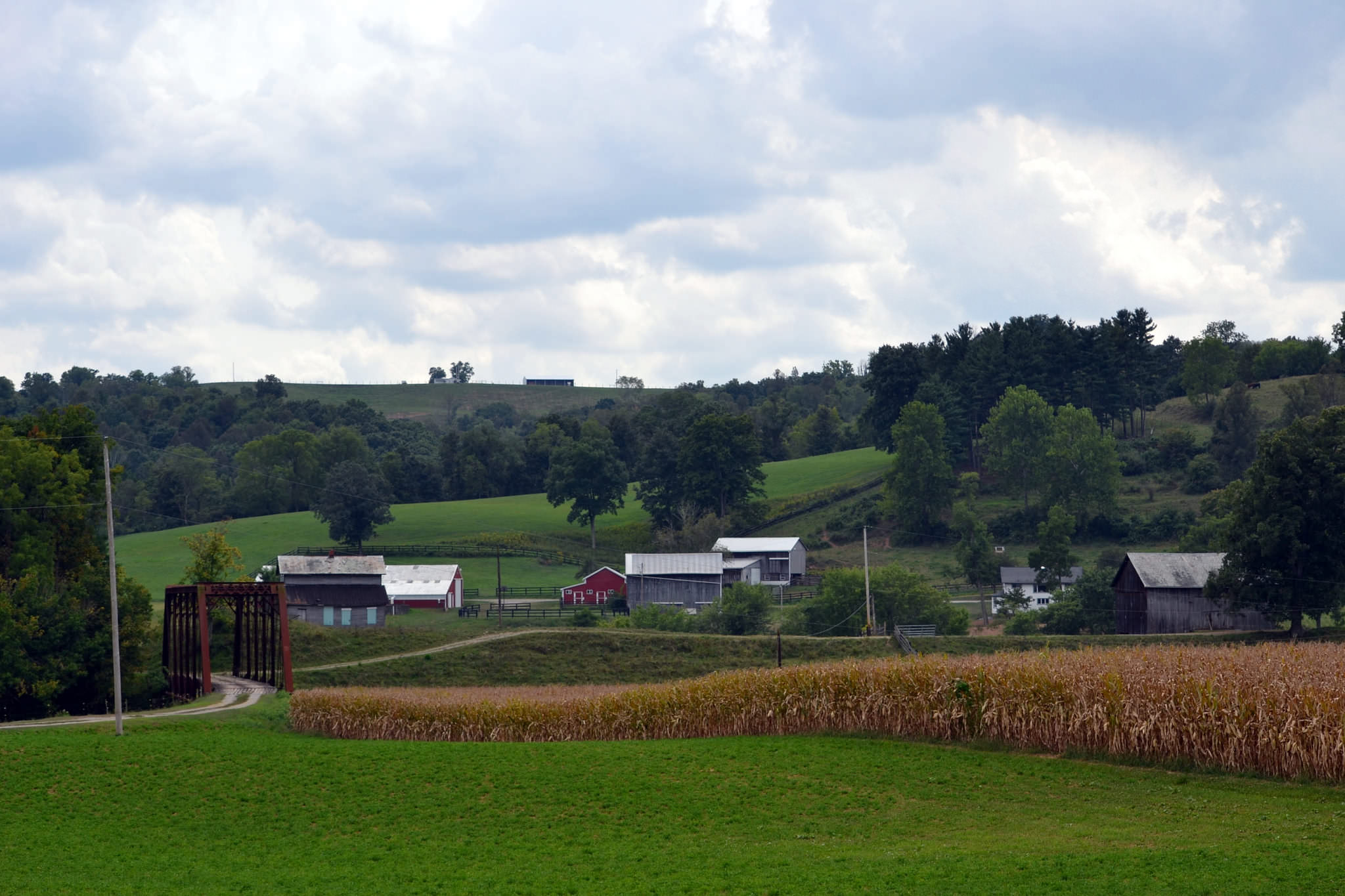 Dalzell Road Ohio